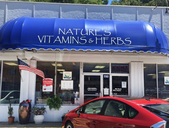 Nature's Vitamins and Herbs