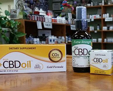 What is CBD Oil (Cannabidiol) - Nature's Vitamins & Herbs