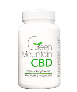 green mountain cdb oil